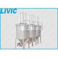 Cheap Automatic Catalytic Self Cleaning Filter For Fermented Broth / Steroid Sugar for sale