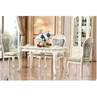 Cheap Hot Sale Luxury Antique Style Square Dining Table for sale