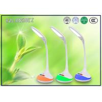 Quality Eye-protection 5W rechargeable led table lamp with seven color change wholesale