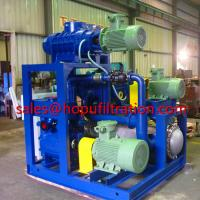 Cheap Vacuum Dryer and Filling Plant,Double-stage Transformer Evacuation System, Vacuum Pump Set, gas vacuum pumping for sale