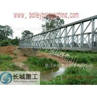 Buy cheap Steel Structure Fabrication Big Span Steel Bridge Simple Structure And Strong from wholesalers