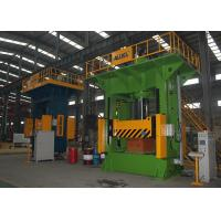 Buy cheap 1000 Ton Hydraulic Press Hydraulic Metal Press For Workshop Mitsubishi PLC from wholesalers