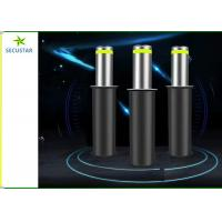 Cheap Intelligent Hydraulic Automatic Rising Bollards 304 Staineless Steel With Led Flashing for sale