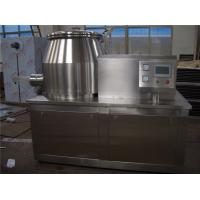 China Foodstuff  Wet Granulation Equipment Cutting Speed 1500 Rpm With Z Shaped Rotor Blade on sale