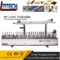 China Decorative Faux Marble Walls PVC Sheet Profiles wrapping machine on sale