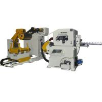 Cheap High Accuracy Decoiling And Straightening Machine Low Melting Point Alloy Stamping for sale