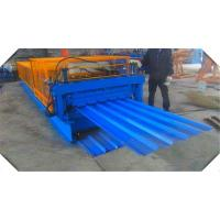 Cheap IBR Corrugated Profile Color Steel Roll Forming Machine 10-15 Meter/Min Easy Operation for sale