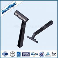 Smooth Cool Glide Double Blade Razor , Stainless Steel Double Edge Shaving Razor