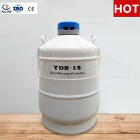 Cheap TIANCHI Liquid Nitrogen Tank 15L Stainless Steel Storage Container Price for sale