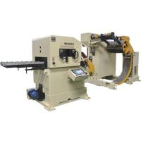Cheap 50HZ Punch Feeder Equipment / Aluminum Alloy Parts Processing PCB Etching Machine for sale