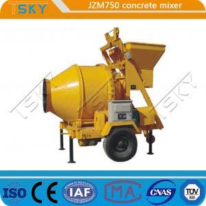Cheap High Production JZM 750 Concrete Mixing Equipment for sale