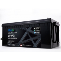Cheap 24V 100Ah 3000 Cycles Lithium RV Camper Van Battery for sale
