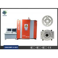 UNC225 Standard NDT X-Ray Intelligent Inspection Systems , Real Time X Ray Inspection Equipment