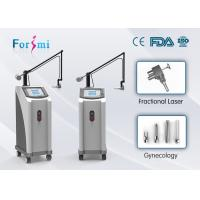 Cheap 40W Fractional CO2 laser machine with three working modes for ang skin problem for sale