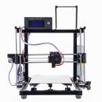 Cheap Fastest Aluminum diy Desktop 3d printer machine , More Stable 3 dimensional Printer for sale