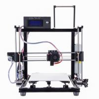 Cheap Fastest Aluminum diy Desktop 3d printer machine , More Stable 3 dimensional Printer for sale