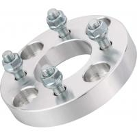Cheap Thick 25mm T6061 Billet Cnc Wheel Spacers 12 X 1.5 Studs for sale