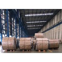 High Strength 201 Hot Rolled Stainless Steel Coil Custom Thickness Tolerance
