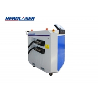Cheap FDA Approval 500W Industrial Laser Cleaning Machine Precision Positioning for sale
