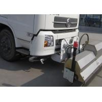 Cheap Flexible , Highly Efficient Sanitation Truck For Cleaning / Washing for sale