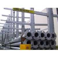 Cheap Industrial Long Pipe Cantilever Storage Rack Adjustable Multilayer Custom Size for sale