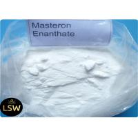 Cheap White Masteron Steroid Drostanolone Enanthate / Masterone For Bodybuilding CAS 13425-31-5 99% Purity for sale