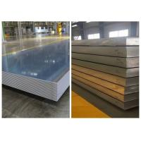 Cheap 6061 T651 Aluminium Sheet Metal for Industrial Moulding for sale