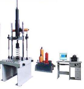 servo hydraulic fatigue testing machine