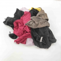 Cheap 20kg/Bale Recycle Clothes Rags for sale