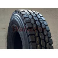 Quality Driving Wheel 11R22.5 All Position Truck Tires Robust Massive Tread In Black wholesale