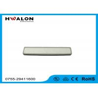 Buy cheap Square Silver Electrode PTC Ceramic Heating Thermal Resistor For Air Heater from wholesalers