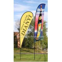 Flag Banner Display Stand