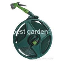 3-way pvc flat hose set w/watering sprayer SPH4024