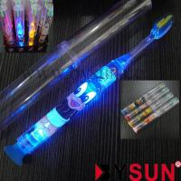 BS-187 Novelty flash timer toothbrush