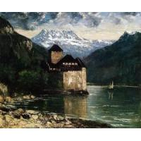 Cheap Impressionist(3830) Chateau du Chillon for sale