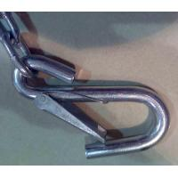 Cheap S hook with latch for sale