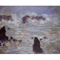 Impressionist(3830) Storm_off_the_Belle-Ile_Coast