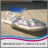 China Rigid Hull Inflatable Boat, Inflatable Dinghy Tender on sale
