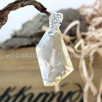 China Polygon Pendants For Jewelry Making on sale