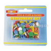 Cheap Blister cards Vinly Coated Thumbtack Vinly Coated Thumbtack for sale