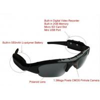 China Spy Pinhole Camera with DVR Kit EVR130 Sunglass camera on sale