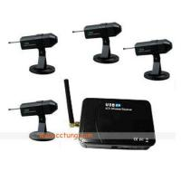Cheap 830P4 Wireless USB Quad receveier with camera for sale