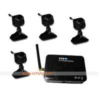 Cheap 811P4 Wireless USB Quad receveier with camera for sale
