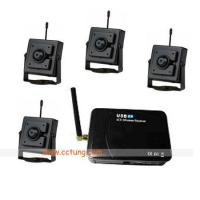 Cheap 901P4 Wireless USB Quad receveier with camera for sale