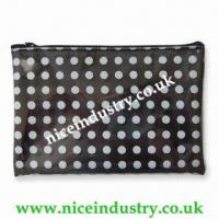Heat-sealed plastic Cosmetic Bag Manufactures