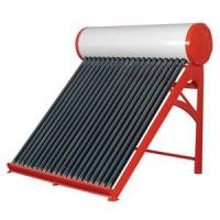 China Solar Non-pressurized Water Heater on sale