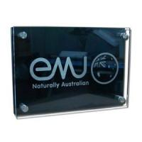 stainless steel in-store sign Manufactures