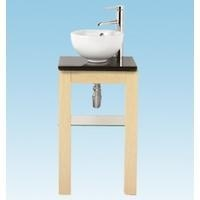 Light Oak Cloakroom Washstand Toilets And Sinks For Sale