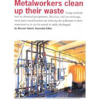Heavy Metal Removal Recovery Systems Manufactures