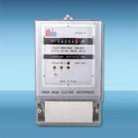 Cheap Three Phase Four Wire Electronic Meter with LCD Display for sale